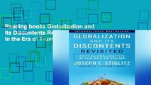 Reading books Globalization and Its Discontents Revisited: Anti-Globalization in the Era of Trump
