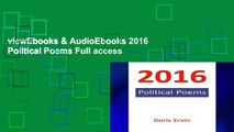 viewEbooks & AudioEbooks 2016 Political Poems Full access