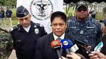 El ministro de Seguridad, Alexis Bethacourt,  aseguró que han cooperando con el Ministerio Público con nombres de algunos funcionarios vinculados a la evasión d