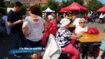 A la fête de quartier au Centre Cocteau à Saint Pol sur Mer