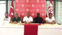 Spor Antalyaspor, Cissokho ile 2+1 Yıllık Sözleşme İmzaladı