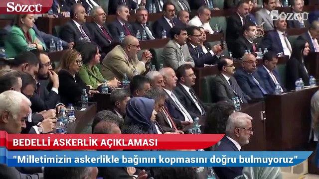 Erdoğan'dan flaş bedelli açıklaması