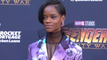 Letitia Wright battled with anxiety and depression before making it big