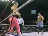 British Bulldogs vs Hart Foundation   SuperStars Nov 29th, 1986 - WWE WWF Wrestling Fight Fighting Match Sports