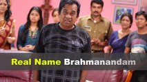 Brahmanandam Biography | Age | Family | Affairs | Movies | Education | Lifestyle and Profile