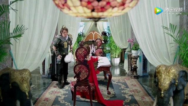 Phượng Hoàng Rực Lửa  Tập 22  Thuyết Minh  - Phim Trung Quốc   -   Hoàng Đình Đình, Lưu Hân, Vương Phi Phi