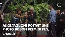 Quand Alice Taglioni partage des photos intimes de Laurent Delahousse