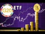 Notícias Análise 24/07: Bitcoin US$8300 - Regulação G20 - SEC Regula ETF de Bitcoin - Hashflare