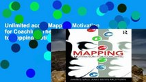 Unlimited acces Mapping Motivation for Coaching (The Complete Guide to Mapping Motivation) Book