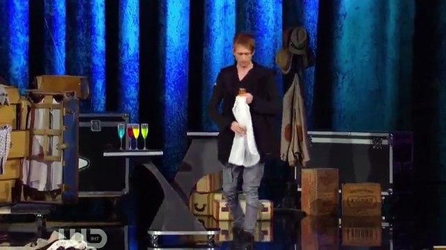 Penn & Teller Fool Us S03 - Ep12 Penn and Teller Rip for Your Pleasure HD Watch