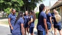 U2O Féminines, coup d'envoi de la préparation au Mondial à Clairefontaine I Reportage FFF 2018
