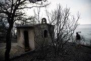 Αυτά είναι τα μέτρα για τους πληγέντες από τις πυρκαγιές στην Αττική