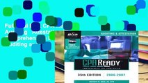 Full Trial Bisk CPA Ready: Auditing   Attestation (Cpa Comprehensive Exam Review. Auditing and