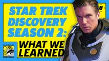 Star Trek Discovery - What We Learned About Season 2 From The Cast & Producers