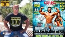 Shawn Ray's Preview Analysis Of The NPC USA Championships 2018   GI News