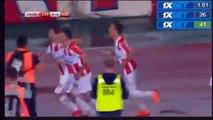 BIG GOAL BY Nemanja Radonjic - FK Crvena Zvezda  2-0 Suduva 24.7.2018