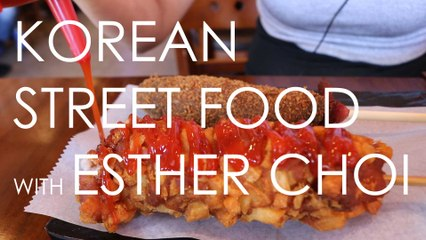 These Are the Korean Street Foods You Have to Know