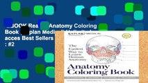 EBOOK Reader Anatomy Coloring Book (Kaplan Medical) Unlimited acces Best Sellers Rank : #2