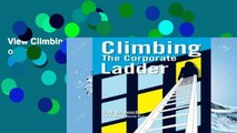 View Climbing The Corporate Ladder online
