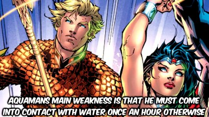 10 Facts About Aquaman (Arthur Curry)