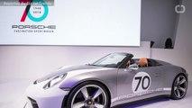 Fans Anxiously Await New Porsche All Electric