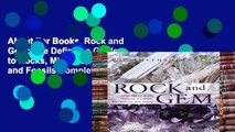 About For Books  Rock and Gem: The Definitive Guide to Rocks, Minerals, Gems, and Fossils Complete