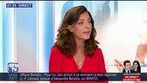 """Affaire Benalla: """"Emmanuel Macron refuse une République de la haine et des fusibles"""", estime la députée LaRem Coralie Dubost"""