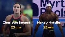 Championnats Européens : Bonnet et Metella, chefs de file de la jeunesse française