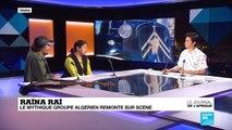Raïna Raï, la légende du raï algérien de retour sur scène