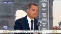 """Benalla maintenu malgré la """"trahison"""": """"Le président est capable de pardonner"""", estime Gérald Darmanin"""
