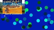 Best seller  Dream Big: Michael Jordan and the Pursuit of Excellence  Full