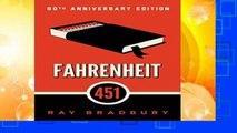 Best ebook  Fahrenheit 451 Complete