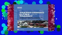 New Releases Transforming Cities with Transit: Transit and Land-Use Integration for Sustainable