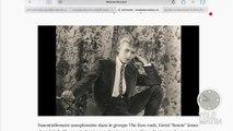 La première bande démo de David Bowie retrouvée