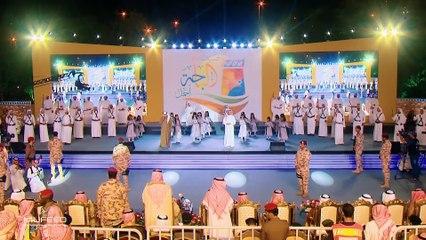 اوبريت إفتتاح صيف الباحه 2018    اداء صالح اليامي و صالح خيري