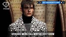 Versace presents the Versace Mens Strength Fall/Winter 2017 Fashion Show | FashionTV | FTV