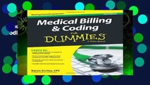 About For Books  Medical Billing and Coding For Dummies, 2nd Edition Complete