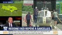 Le fugitif Redoine Faïd repéré à Sarcelles dans le Val d'Oise: ce que l'on sait