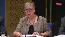 Benalla: lapsus de Marie-France Monéger-Guyomarc'h (IGPN) qui parle de violences légitimes au lieu d'usage de la force légitime