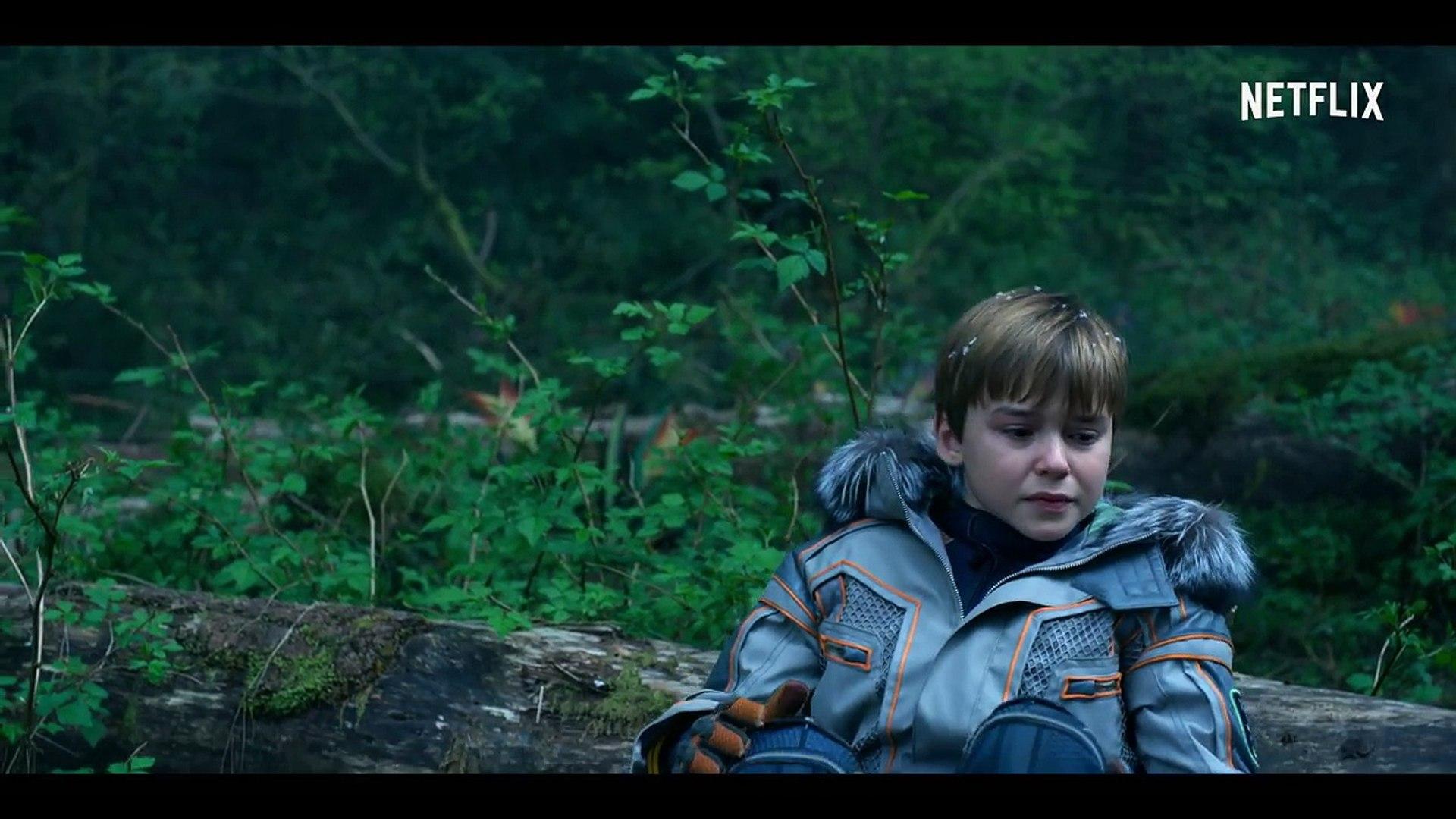 Lost in Space | Il migliore amico di un bambino [HD] | Netflix