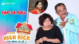 Gia dinh la so 1 sitcom tap 34 full ba Tam Gai vuot nguc de