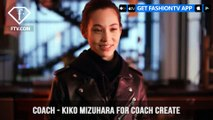 Coach presents Kiko Mizuhara for Coach Create Charlie Bag | FashionTV | FTV
