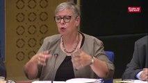 Affaire Benalla : l'audition de Marie-France Monéger, directrice de l'IGPN devant la commission d'enquête du Sénat