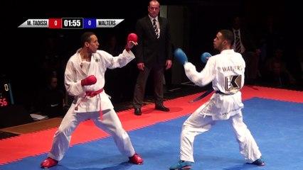 2018 | 10K Karate Clash | Group 1 | Round 1 | Martial Tadissi vs Devante Walters