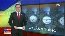 Ilang lugar sa Metro Manila maaapektuhan ng water interruption ayon sa Manila Water