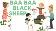 STEVE WARING - BAA BAA BLACK SHEEP - comptine en anglais pour enfant