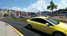 Zonguldak'ta Uğur Mumcu Kavşağı düzenlemenin ardından trafiğe açıldı