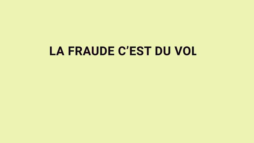 Lutte contre la fraude  3