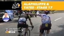 Alaphilippe & Yates - Étape 17 / Stage 17 - Tour de France 2018