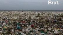 République dominicaine : mer de plastique et vagues de déchets